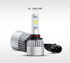 Светодиодные лампы HB3 9005 Headlight Patrol COB S2 комплект
