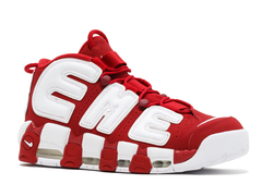 Nike Air More Uptempo 96 'Supreme/Red/White'