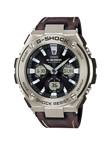 Часы мужские Casio GST-W130L-1AER G-Shock G-Steel