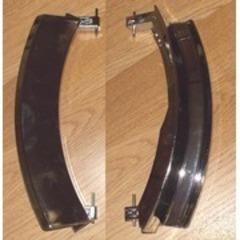 Не оригинальная ручка дверки люка стиральной машины БОШ, Сименс (от люка 704288)