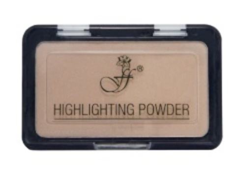 FFleur  Хайлайтер PP 44 пудровый HIGHLICHTING POWDER  тон 1- 3