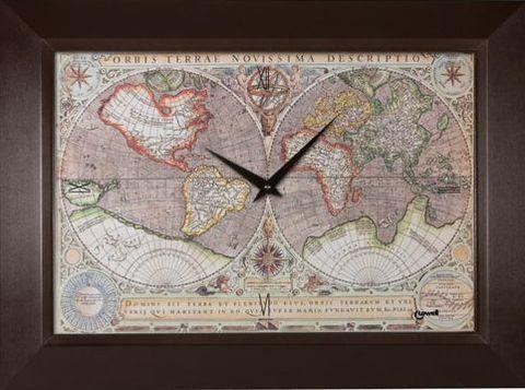 Часы настенные Lowell 12209