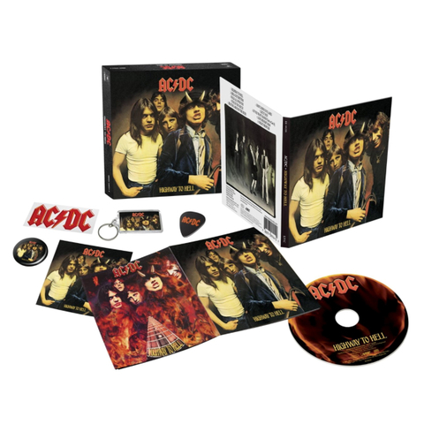 AC/DC / Highway To Hell (Limited Edition) (CD)