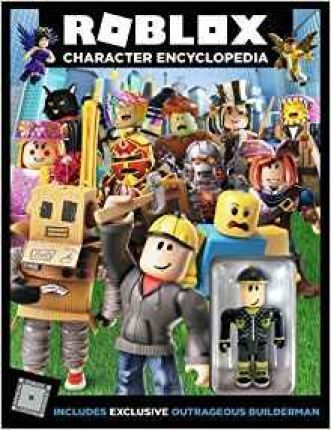 Kitab Roblox Character Encyclopedia   Egmont Publishing UK