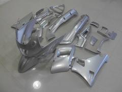 Комплект пластика для мотоцикла Kawasaki ZZR400/600 93-07 Серебристый