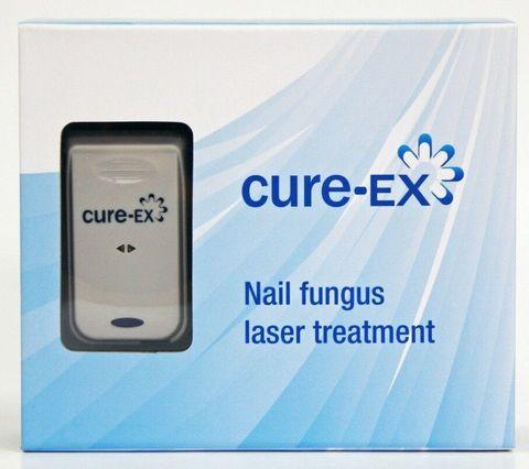 Лечение ногтевого грибка дома cure ex