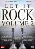 Сборник / Let It Rock: Volume 2 (DVD)
