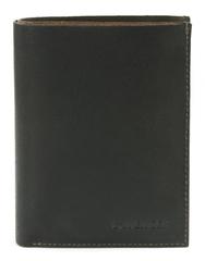 Портмоне WENGER Cloudy, цвет коричневый, воловья кожа, 9,5х12х1 см