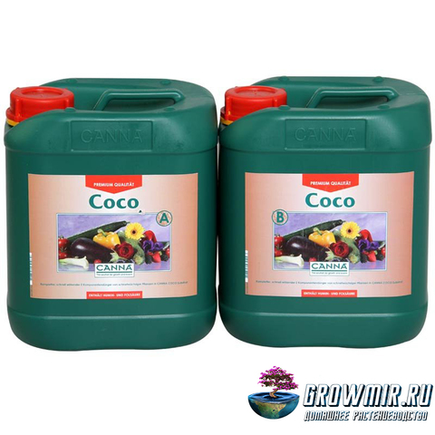 CANNA COCO A+B 5л