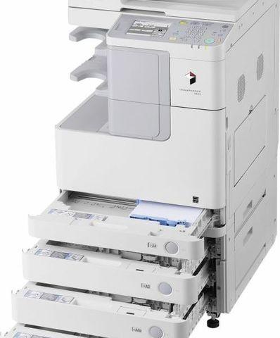 МФУ Canon imageRUNNER 2520 - A3, 20 стр/мин, копир, UFR принтер, цветной сетевой сканер, крышка, дуплекс, лоток 250л, без тонера (3796B003)