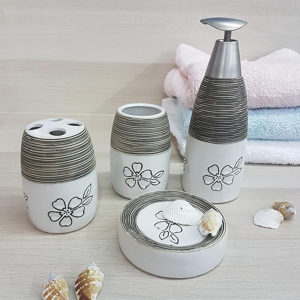 Ванный набор, керамика.