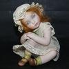 Кукла фарфоровая коллекционная Marigio Lucetta