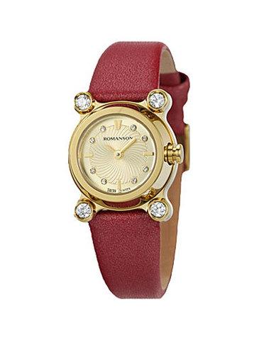 Купить Наручные часы Romanson RL2634QLGGD по доступной цене