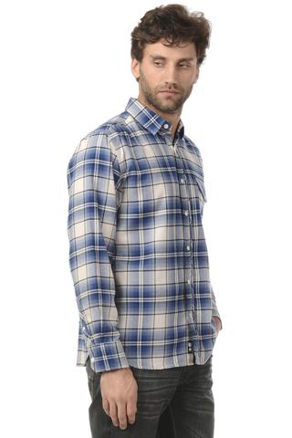 Рубашка мужская  M722-17C-51CR