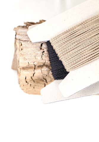 Хлопковый витой шнур