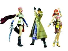 Final Fantasy XIII - Play Arts Kai Series 01