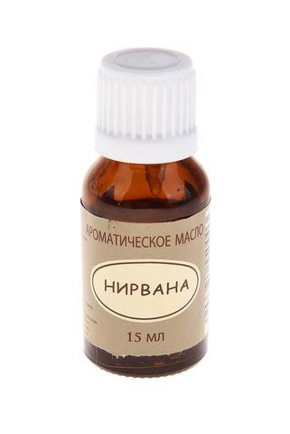 Аромамасло высокой концентрации Нирвана(Снятие стресса) Aromacology 15 мл