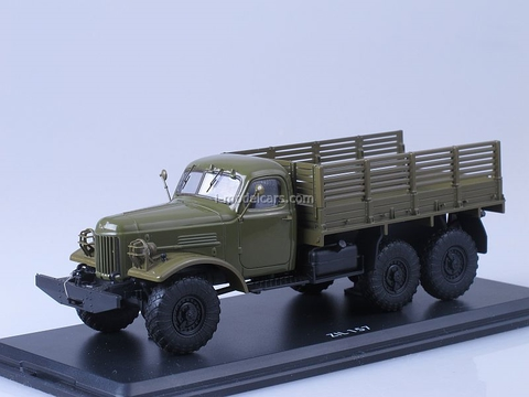 ZIL-157 board 1:43 Start Scale Models (SSM)