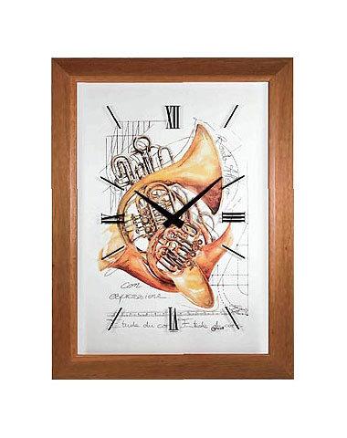 Часы настенные Lowell 11160