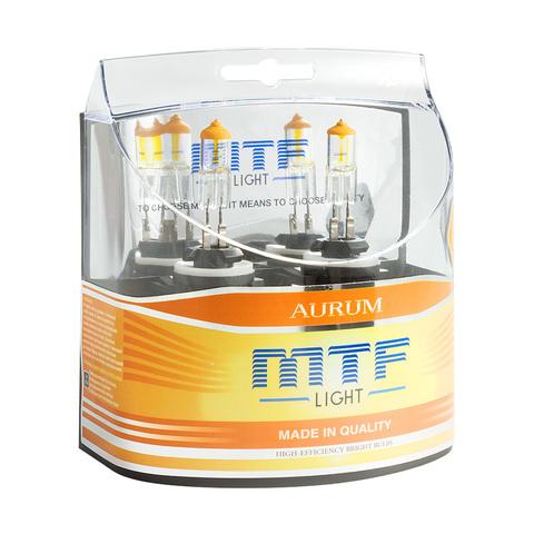 Галогенные лампы MTF Light AURUM H27 (880) 27W