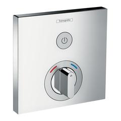 Смеситель для душа встроенный Hansgrohe ShowerSelect S 15767000