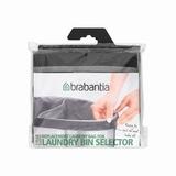 Мешок для бака для белья двойной (55л), артикул 102387, производитель - Brabantia