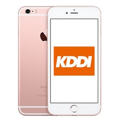Japan - KDDI iPhone 6S/6S+