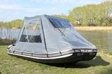 Ходовой тент для лодок серии Merlin (Кречет) 340-385