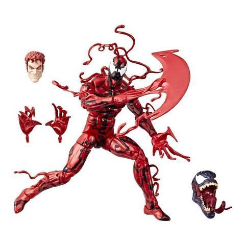 Фигурка Карнаж (Carnage) - Marvel Legends, Hasbro