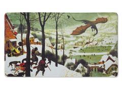 Dragon Shield - Коврик для игры Hunters in the Snow