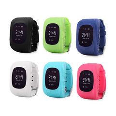 Детские часы-телефон с GPS трекером Smart Baby Watch Q50