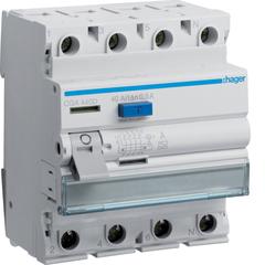 Устройство защитного отключения 4P 40A 500mA A