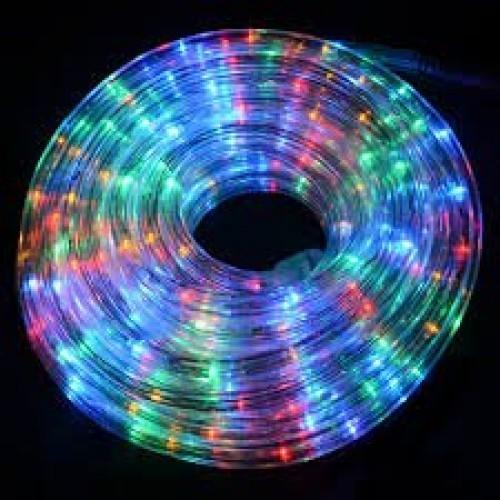 Цветная гирлянда 10 метров