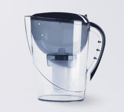 Фильтр кувшин для очистки воды Гейзер Аквариус Ж цвет - гафит