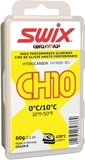 Парафин лыжный SWIX CH10 X 0/+10 60г. CH10X-6