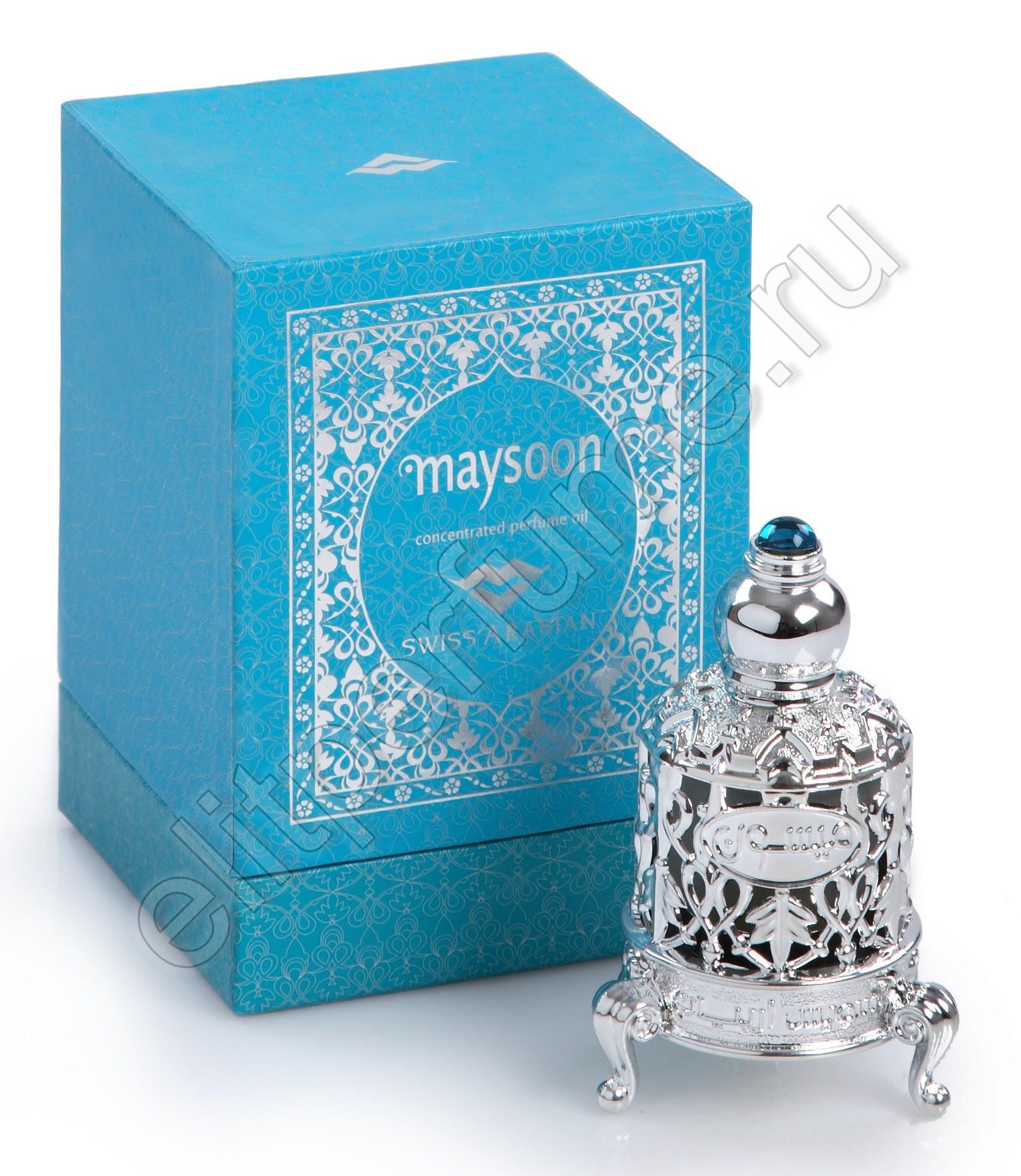 Мэйсун Maysoon 15 мл арабские масляные духи от Свисс Арабиан Swiss Arabian