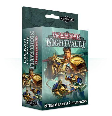 Warhammer Underworlds: Steelheart Champions (Русское издание)