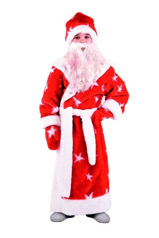 Костюм Дед Мороз для мальчика