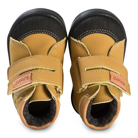 0978fba3 Детские ботинки Kavat Fiskeby XC Mustard купить в интернет магазине ...