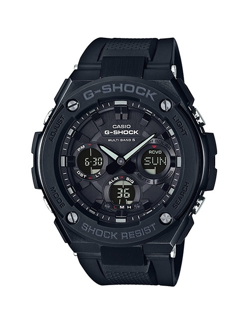 Часы мужские Casio GST-W100G-1BER G-Shock G-Steel