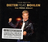 Dieter Bohlen / Dieter feat. Bohlen: Das Mega Album - Tour-Edition (Digipack)(3CD)