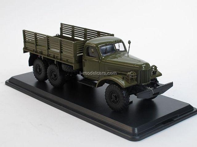 ZIL-157 board 1:43 Start Scale Models (SSM)