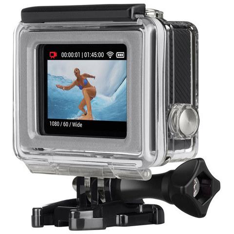 GoPro Hero4 Silver Edition - Экшн-Камера