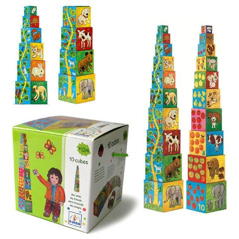 Кубики-пирамида Мои друзья