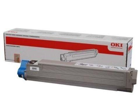 Тонер-картридж черный для принтера C910 Ресурс 15 000 страниц при 5% заполнении. 44036024