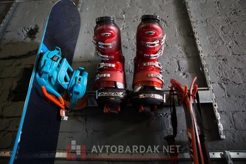 Крепление для сноуборда, Esse GLSB (подвес на рейлинг)
