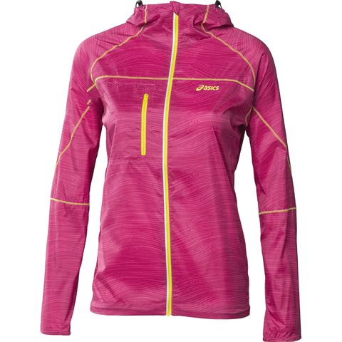 Ветровка беговая Asics Fuji Packable Jacket женская (2039)