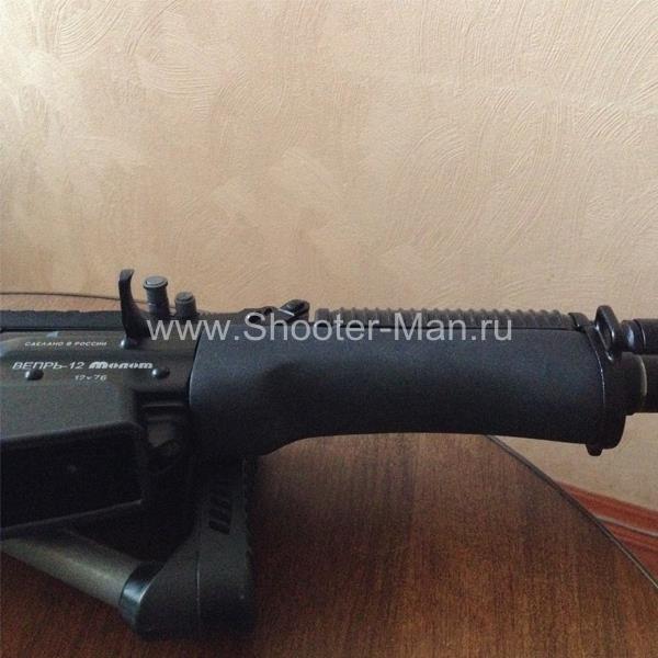 Цевье пластиковое для Вепрь 12 Shooter-Man фото