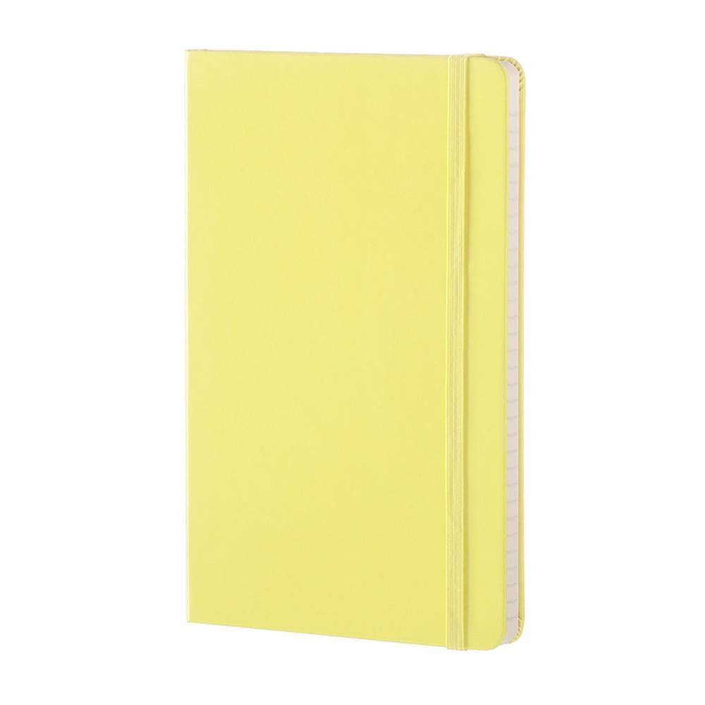 Блокнот Moleskine Classic Large, цвет желтый, в линейку