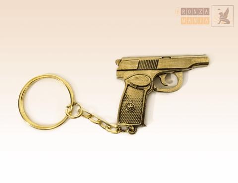 брелок Пистолет ПМ Большой
